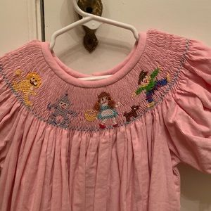 Southern Tots Dresses - Smocked Wizard of Oz Dress